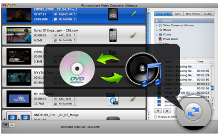 Features of Video Converter Ultimate for Mac