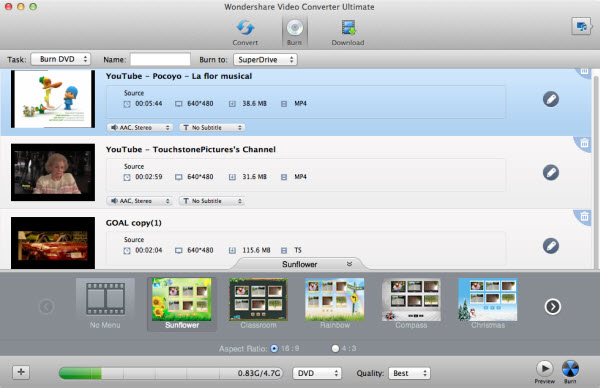 How to Burn iTunes Movies & TV Shows to DVD on Mac OS X
